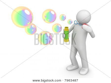 Soap Bubbles - Lifestyle Collection