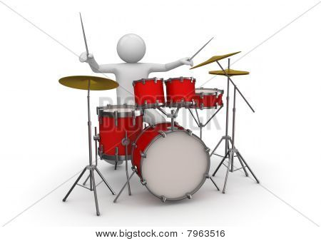 Drummer - Music Collection