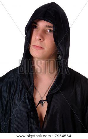 Porträt eines jungen Mannes