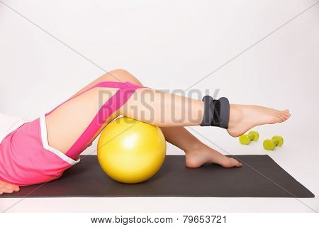 Injured Leg Rehabilitation