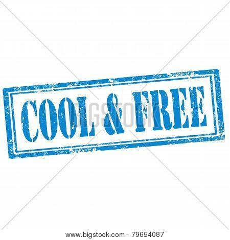 Cool & Free-stamp