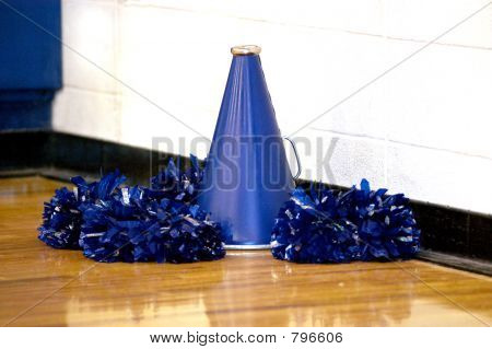 Cheerleading equipment