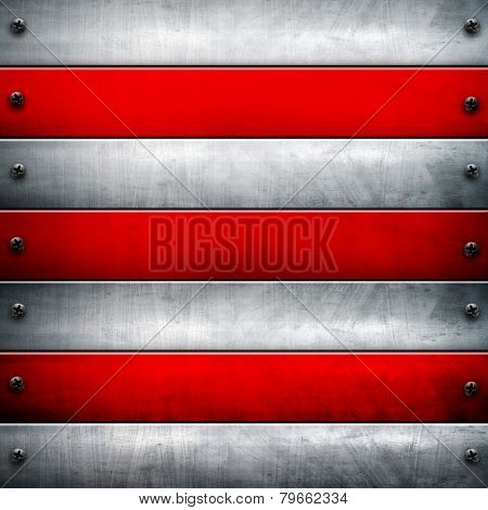 metal bars background
