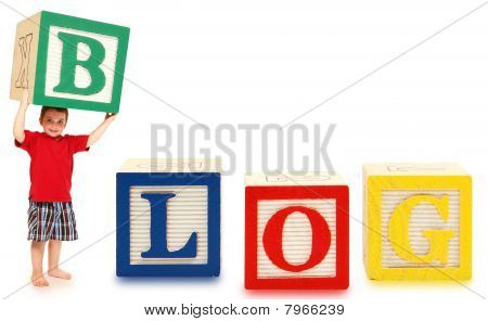 Alphabet Blocks Blog