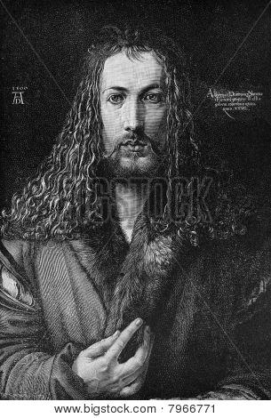 Portrait Of Albrecht Durer