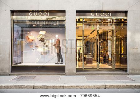Gucci Boutique