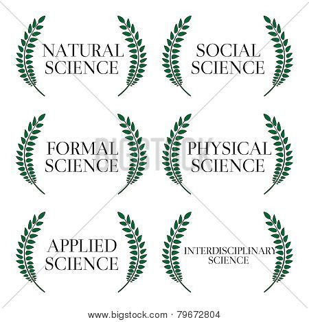 Kinds Of Science Laurels 1