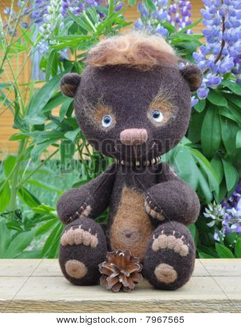 Teddy-bear Mocca