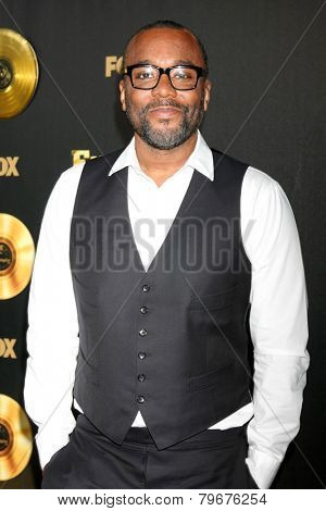 LOS ANGELES - JAN 6:  Lee Daniels at the FOX TV