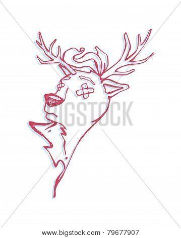 Reindeer b