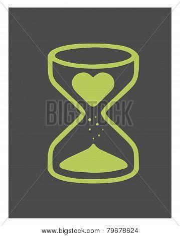 Sand clock b