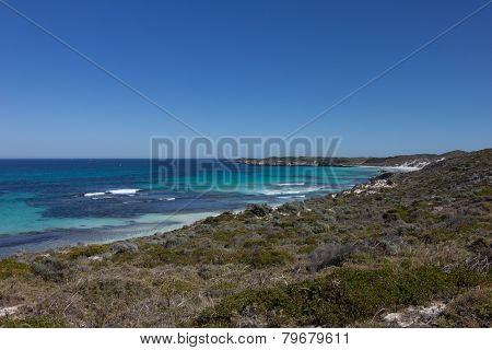 Rottnest Island Coastline, Western Australia