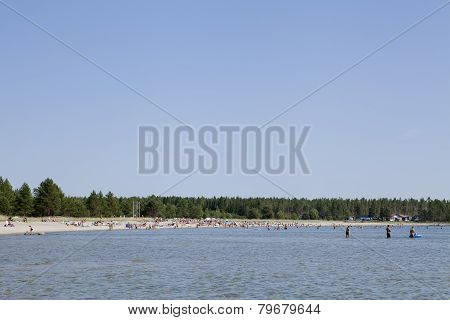 BALTIC SEA, SWEDEN ON JULY 23