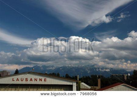Lausanne, Schweiz