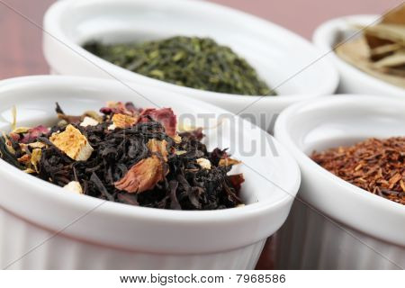 Tea Collection  Flavored Black Tea