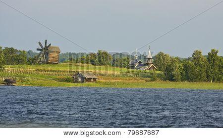 Kizhi Island