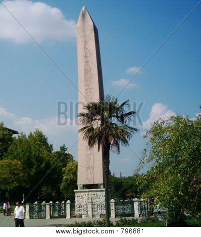 Obelisk at Istanbul