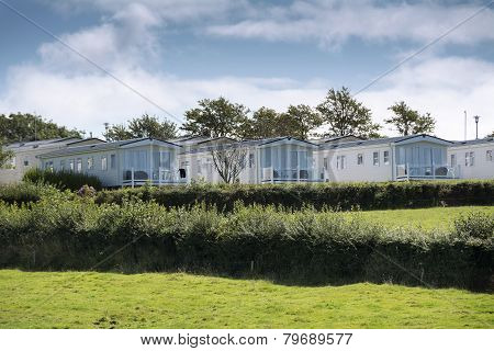 Mobile holiday homes
