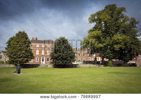 Salisbury green