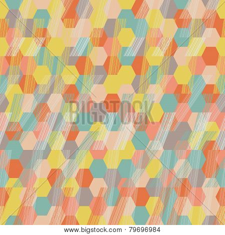 Seamless pattern for wallpaper, web page background, surface textures.