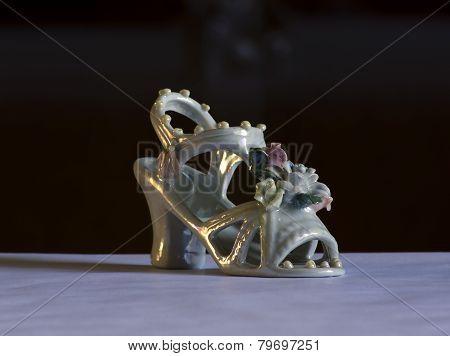 Ceramic Slipper