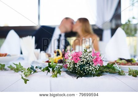 Wedding special moment