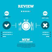 image of trident  - Review with five stars rating - JPG