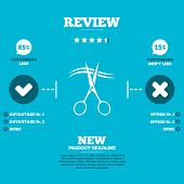 foto of barbershop  - Review with five stars rating - JPG
