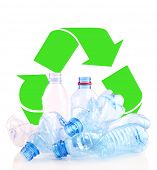 stock photo of reuse recycle  - Recycle concept - JPG