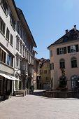 pic of stein  - The little old town Stein am Rhein - JPG