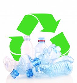 picture of waste reduction  - Recycle concept - JPG