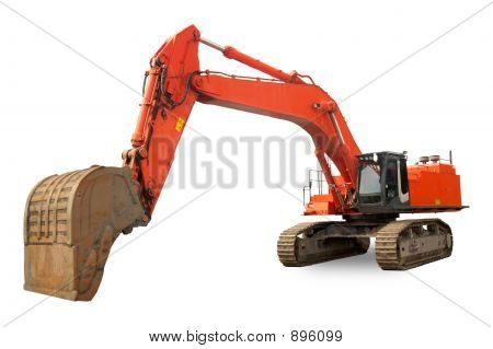 Super Heavy Duty Excavator
