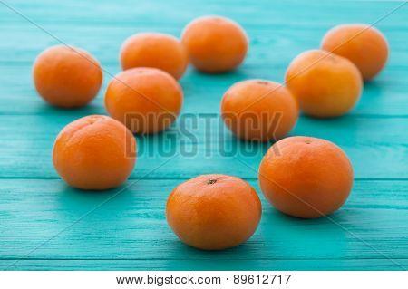 Tangerine Citrus Fruits
