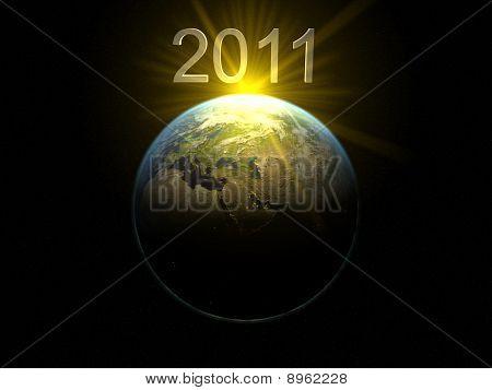 2011 Sobre a terra