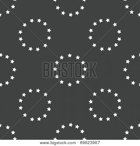 European Union emblem pattern