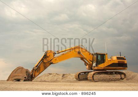 Super Heavy Duty Excavator