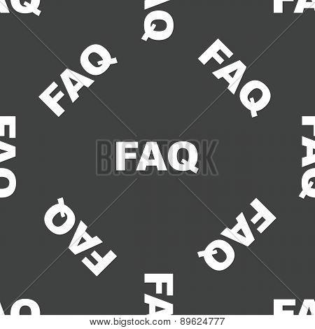 Text FAQ pattern