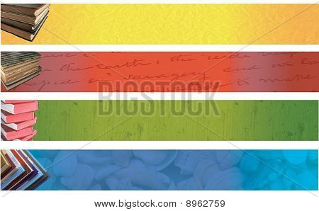 Book Banners