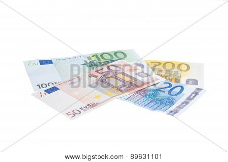 Euro Banknote Collection