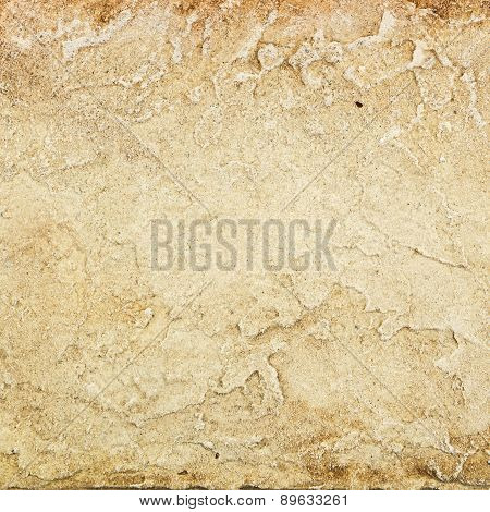 Painted Textured Background, Grain Structure Of The Wall