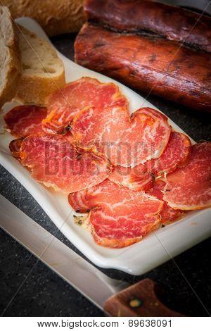 Spanish Prosciutto