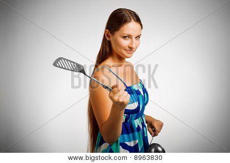 Violent Housewife