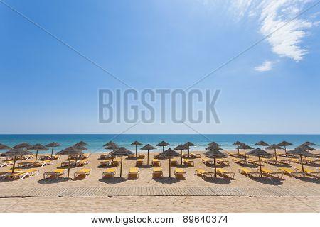 Praia Garrao poente