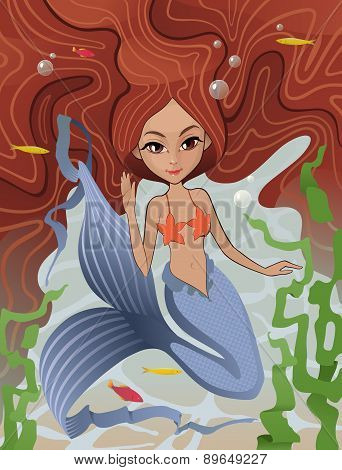 Mermaid (Siren of the Sea)