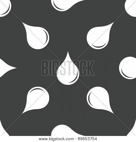 Waterdrop pattern