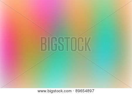 magic colorful blur abstract background with pastel beautiful gradient