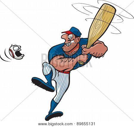 Baseball stud
