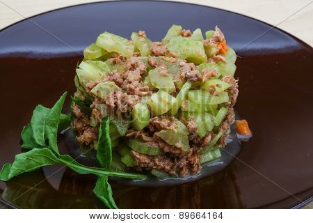 Tuna And Celery Salad