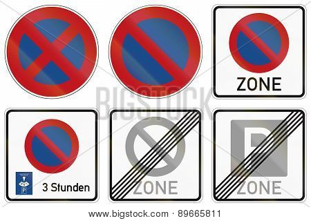 Parking Restrictions In Germany