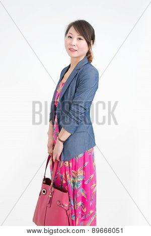 Fashion Asian Girl